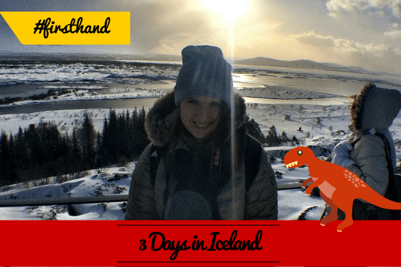 3 Days in Iceland