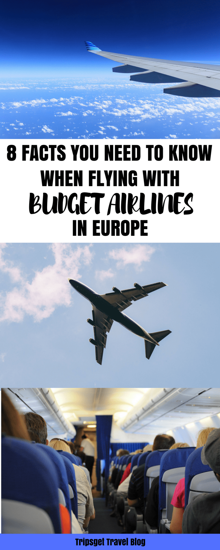8 facts to know when flying with budget airlines in Europe. Low cost airlines reviews