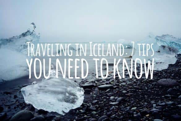 traveling in Iceland tips