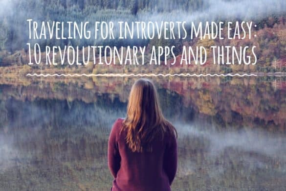 Introvert travel made easy