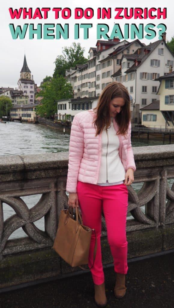 What to do in Zurich when it rains