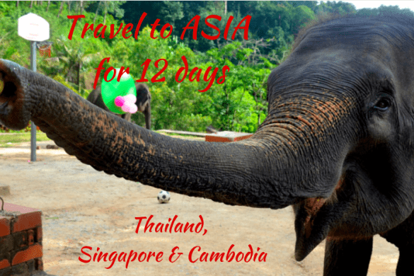 Travel to Asia
