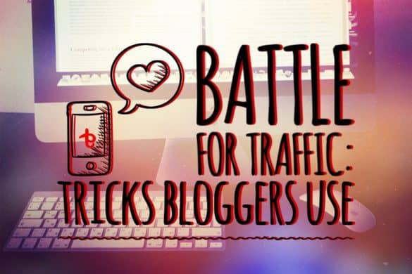 tricks bloggers use