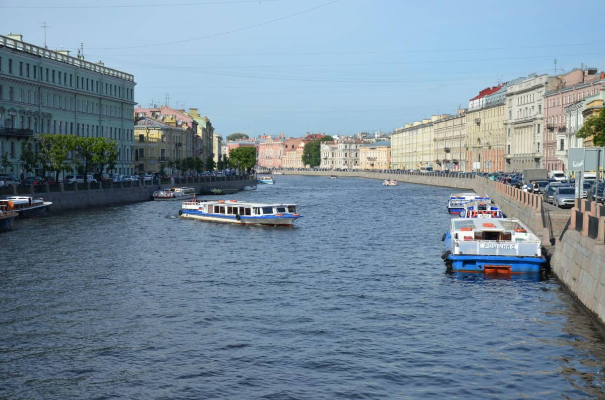 72 hours in St. Petersburg Russia without a visa