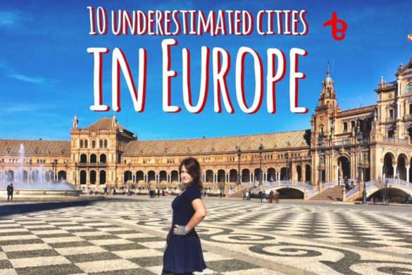 underestimated cities in Europe