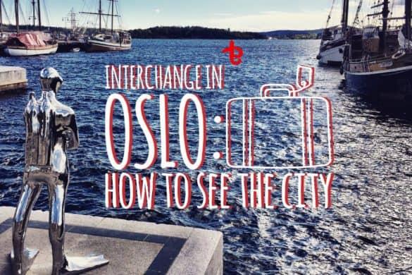 interchange in Oslo