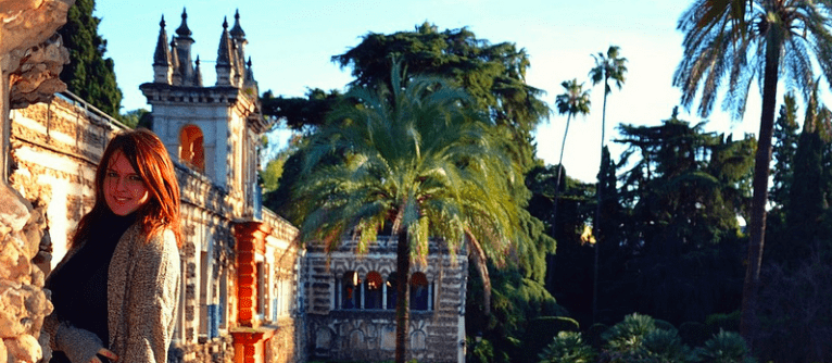 Incredible Alcazar of Seville