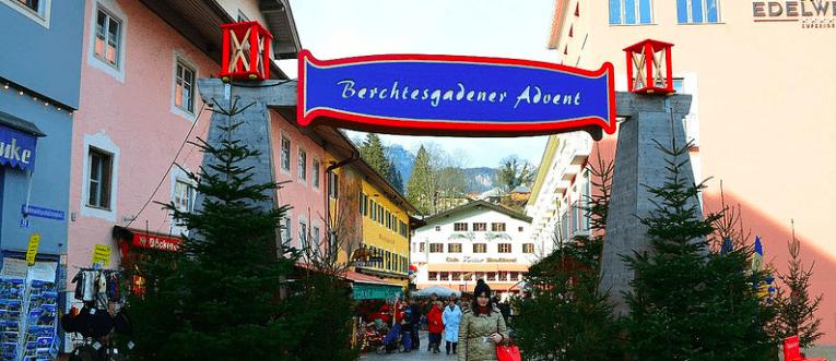 Berchtesgadener Christmas Market