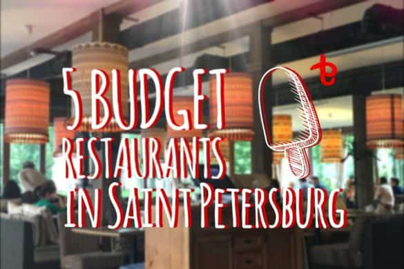 Where to eat in Saint Petersburg