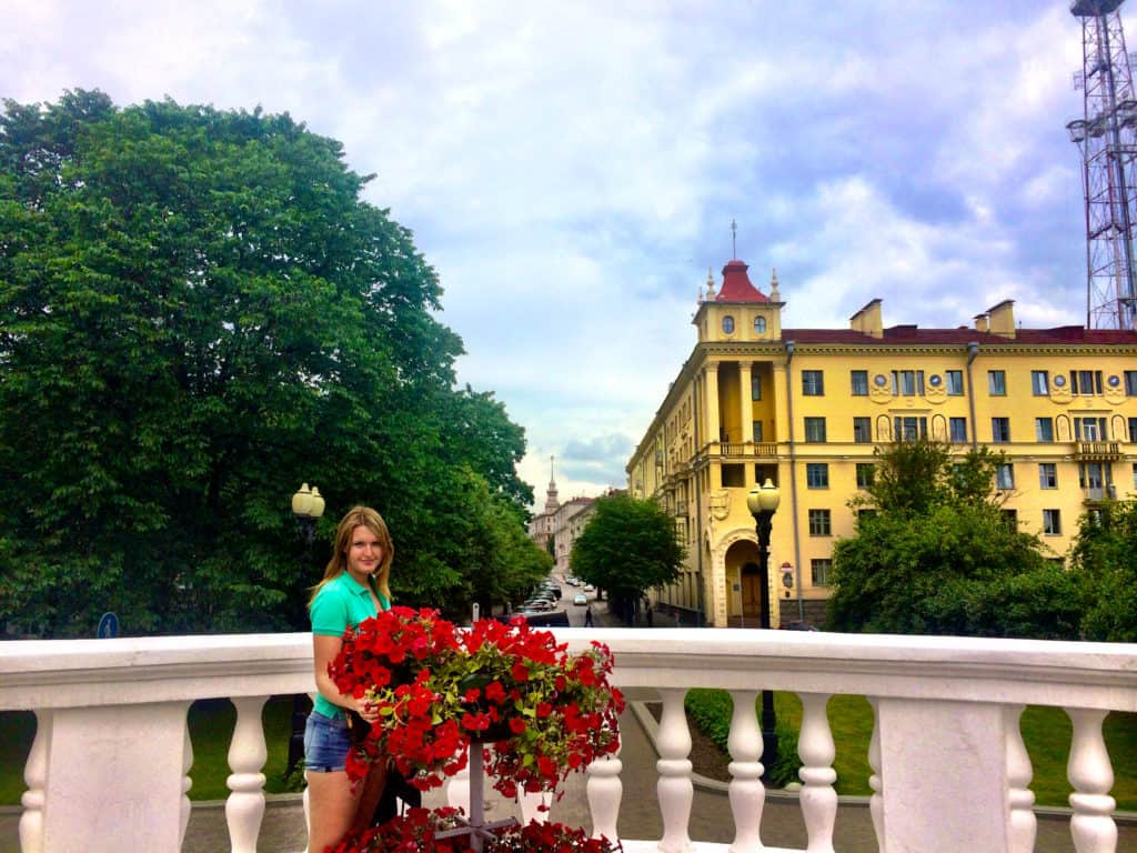 Eastern Europe Trip - Enjoying the capital of Belarus