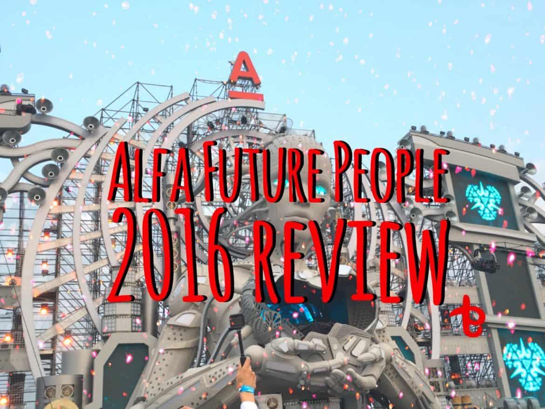 Alfa Future People 2016 review