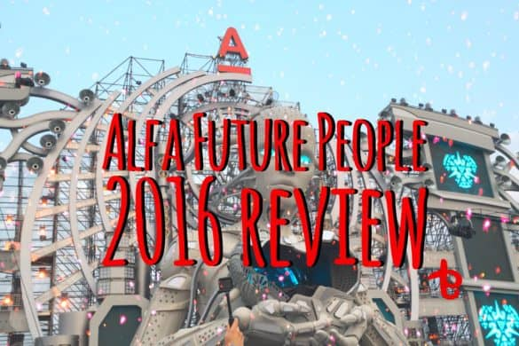 Alfa Future People 2016 review