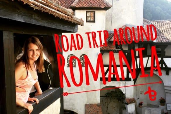 Road Trip around Romania