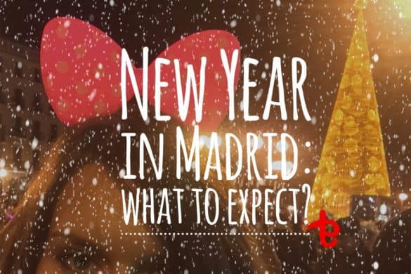 New Year in Madrid