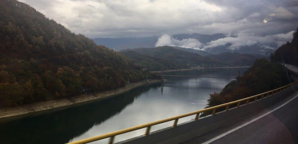 Balkan trip: Mostar to Sarajevo