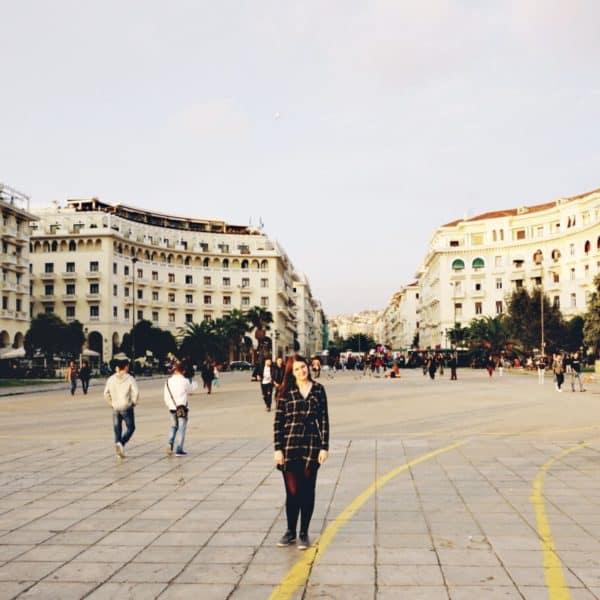 Travel Balkans on budget: Thessaloniki