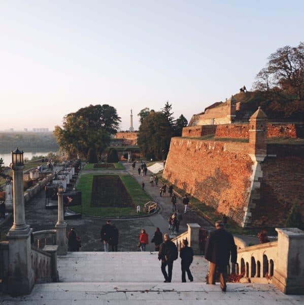 Travel Balkans on Budget: Belgrade