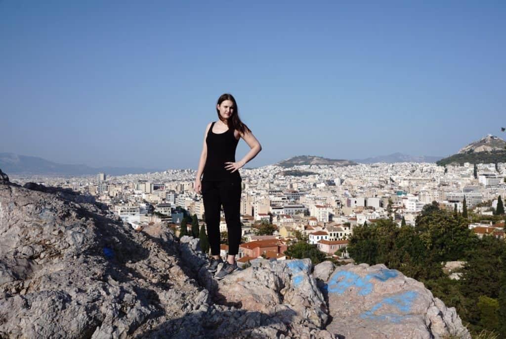 Travel Balkans on Budget: Parthenon