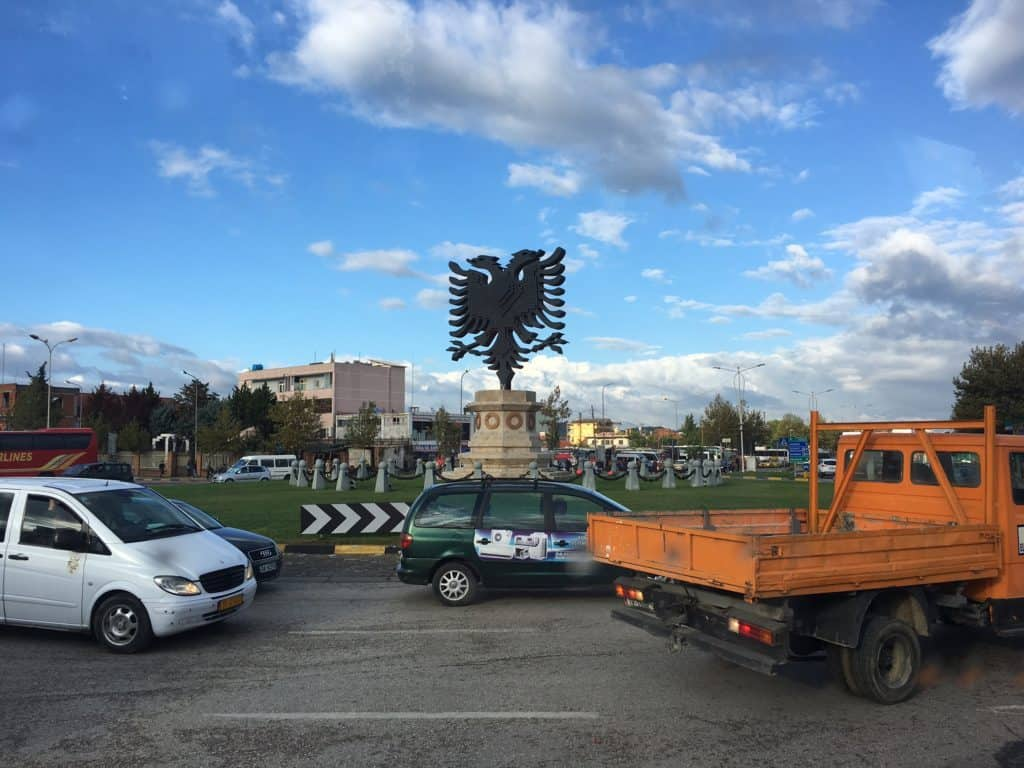 Travel Balkans on budget: Tirana