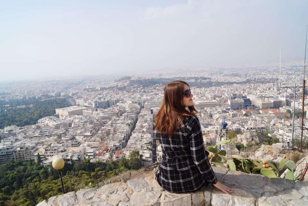 Travel Balkans on budget: Athens