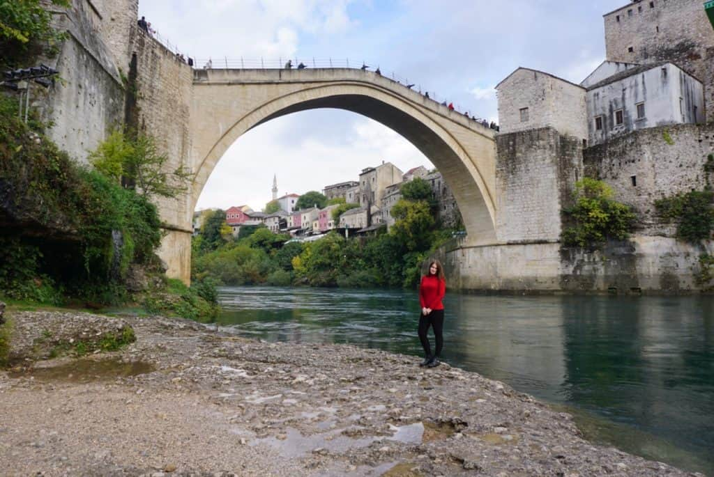 Travel Balkans on Budget: Mostar