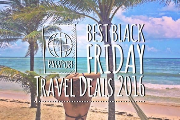 Best Black Friday Travel Deals 2016