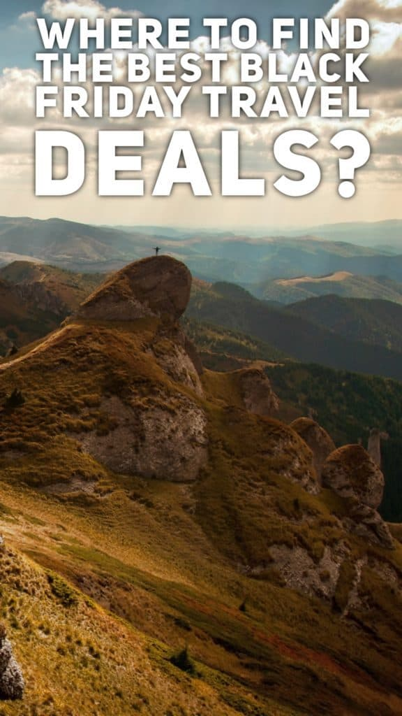 Best black friday travel deals 2017