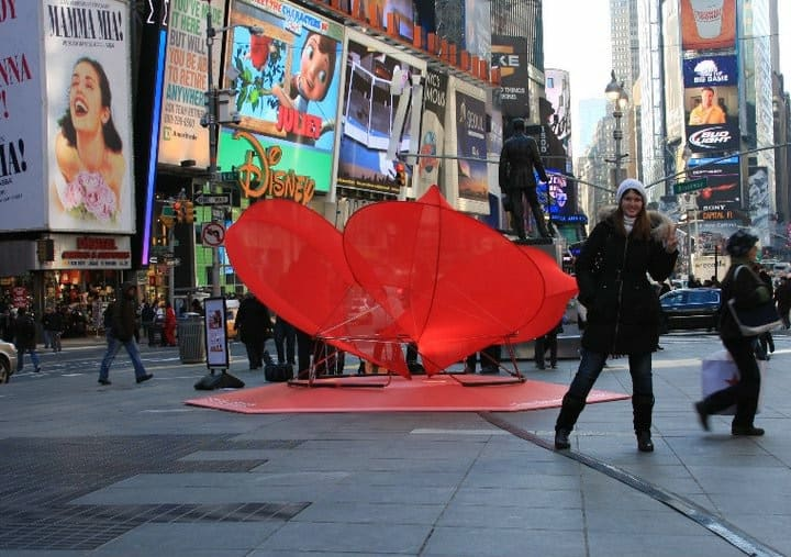 Visiting NYC in winter and in summer: best time to go to New York City?