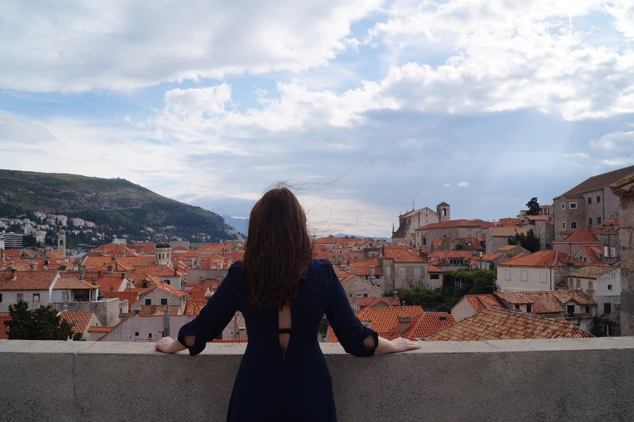 Beautiful Dubrovnik off-season