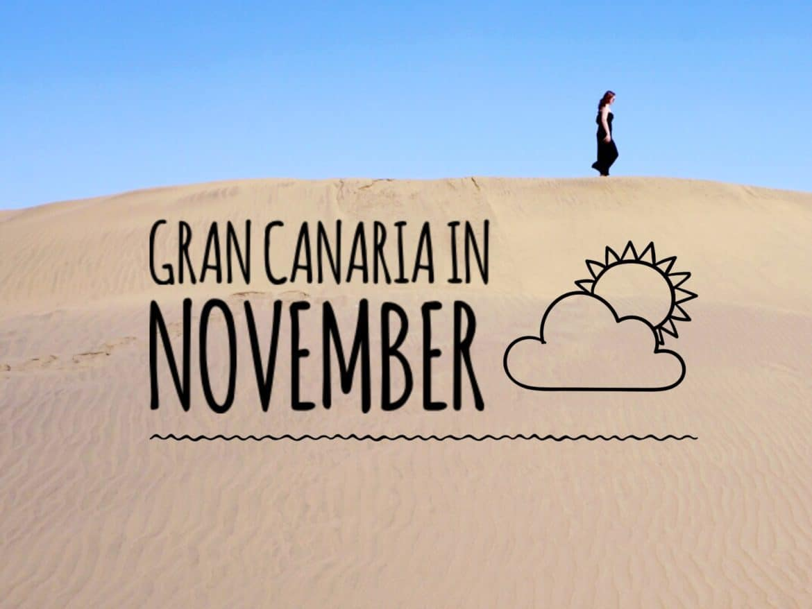 Gran Canaria in November: Budget trip to Canary islands