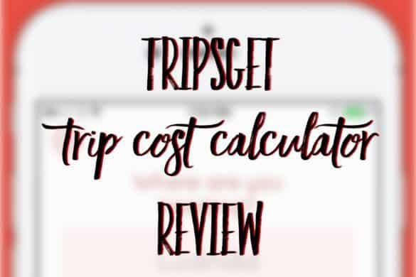 Tripsget Trip Cost Calculator