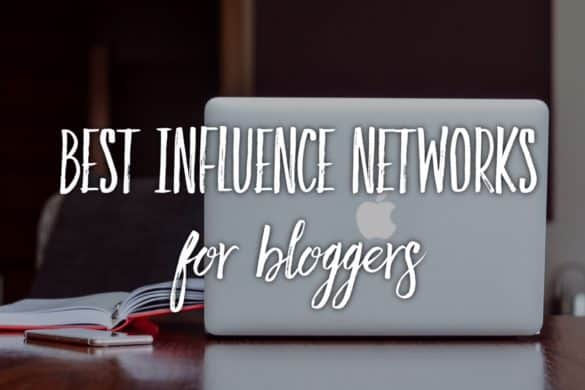 the complete list of influence networks for bloggers (best influencer networks for bloggers)