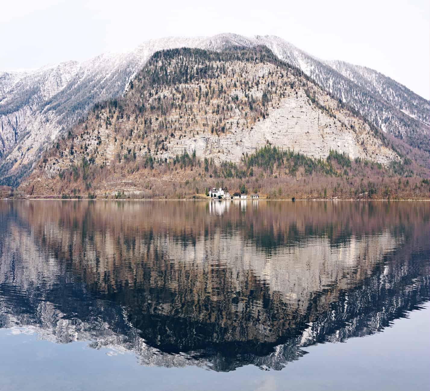 5 Reasons To Visit Hallstatt The Most Beautiful Village In Austria Hallstatt In March