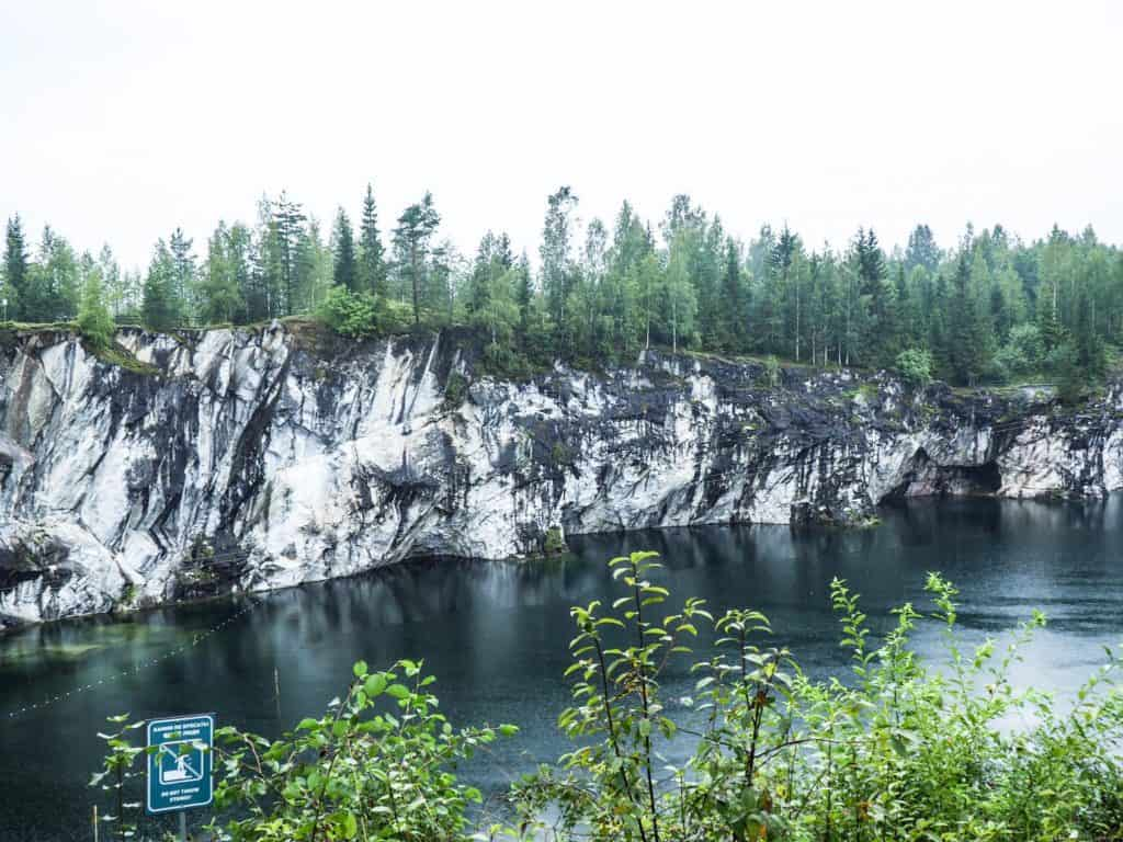 Karelia, Ruskeala
