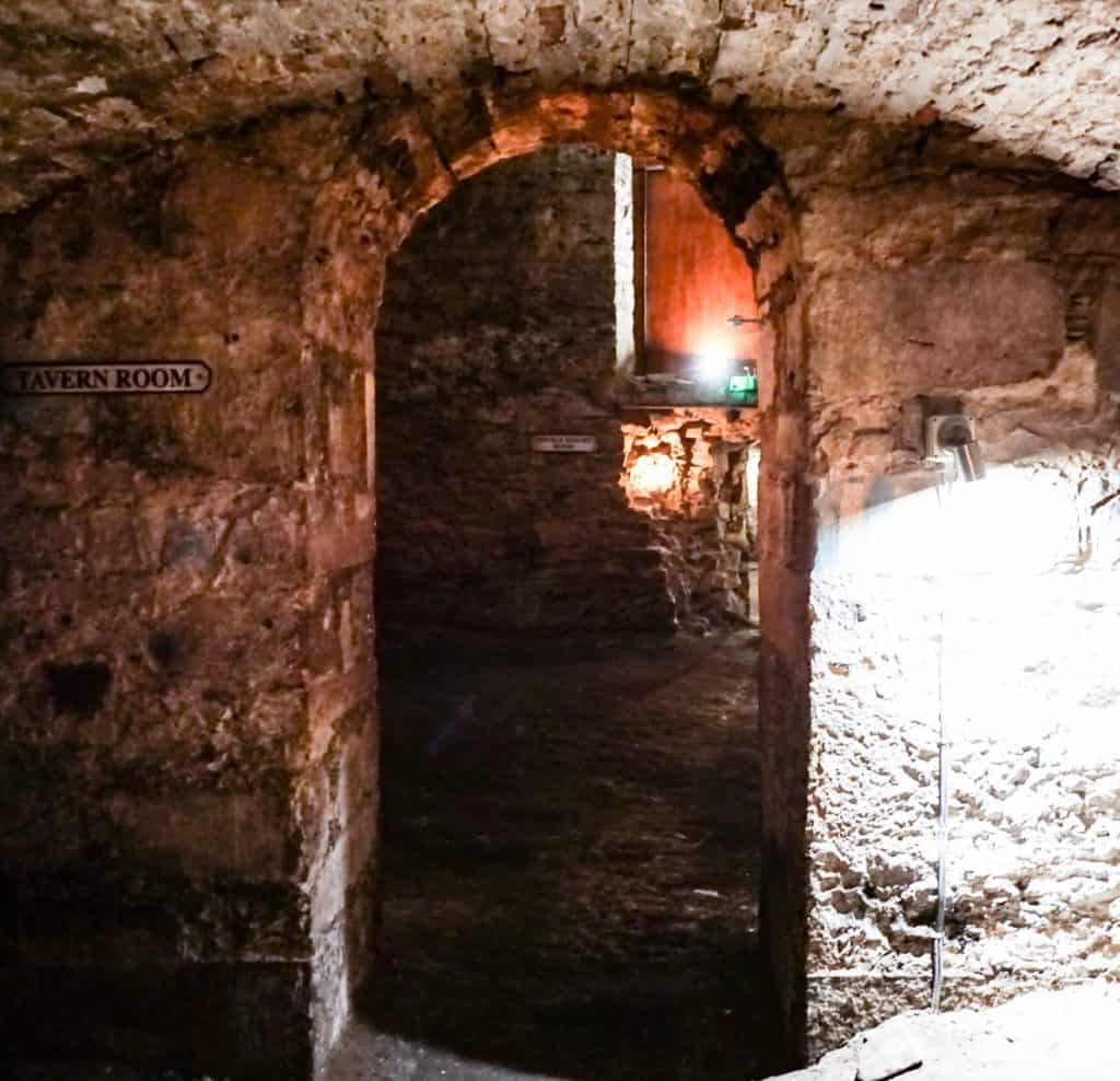 Edinburgh Vaults Tour with Mercat - the best tour in Edinburgh