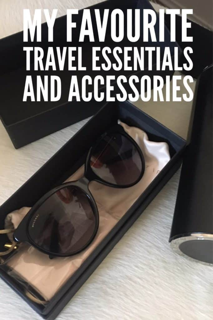 My absolutely favourite travel accessories and essentials: Aster & Bay, Tangle Teezer, Grafea