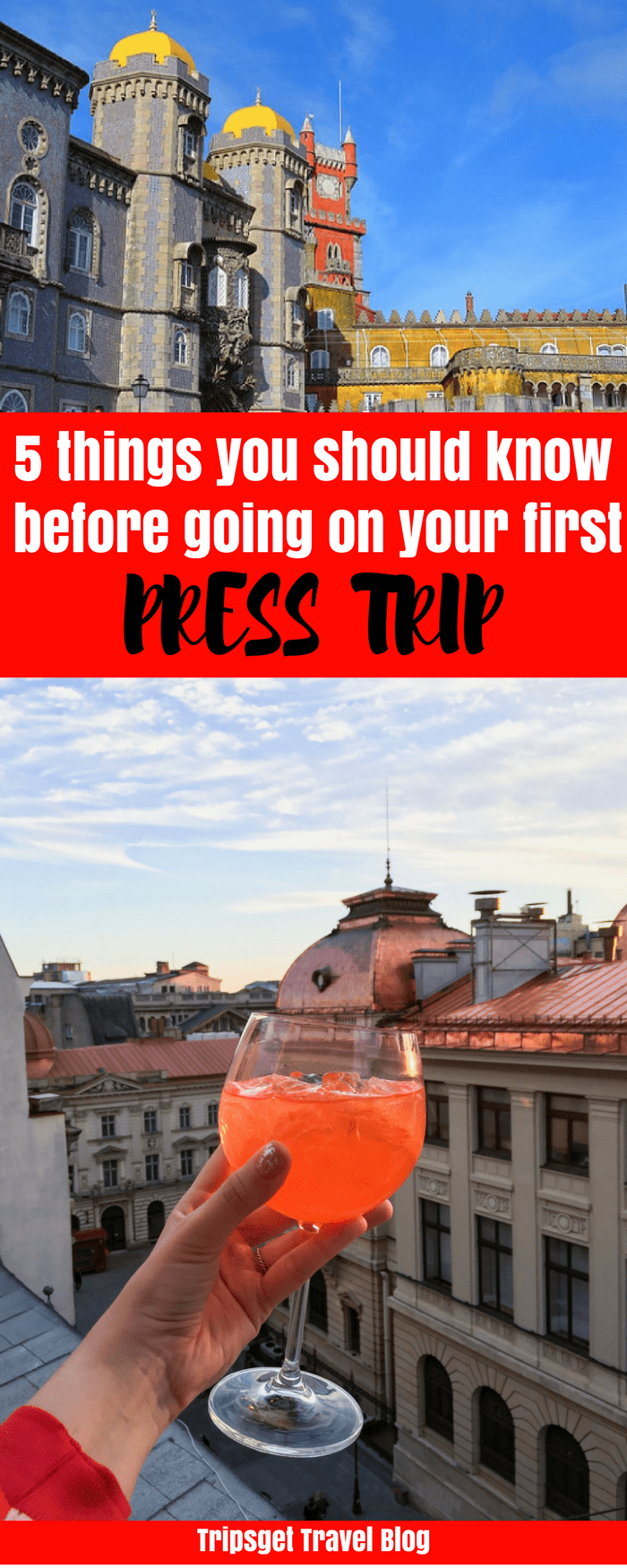5 things you should know before going on a press trip to avoid disappointment