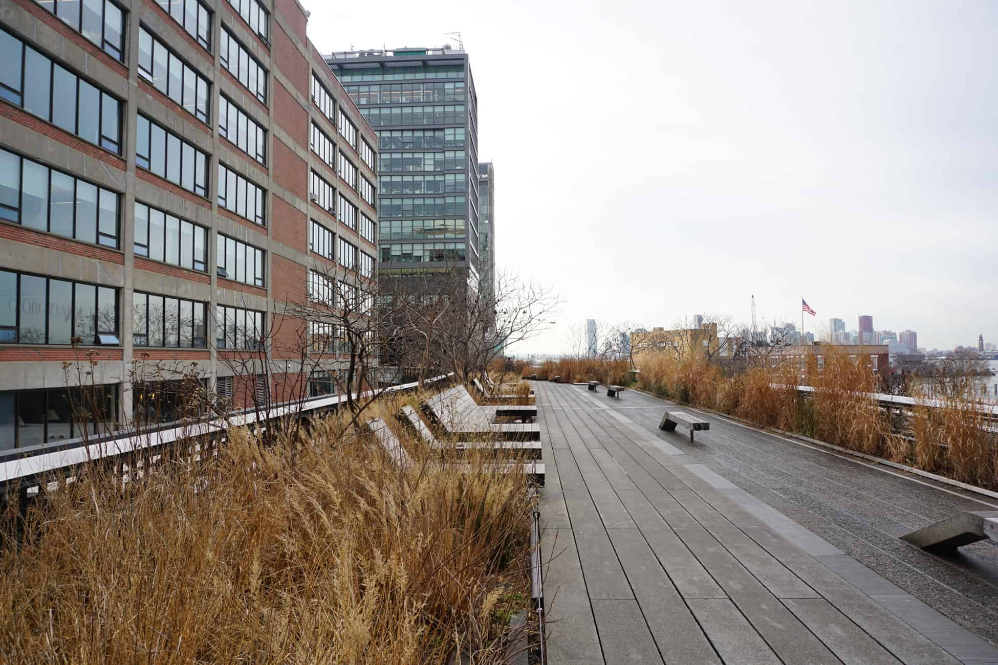 The Highline Park NYC