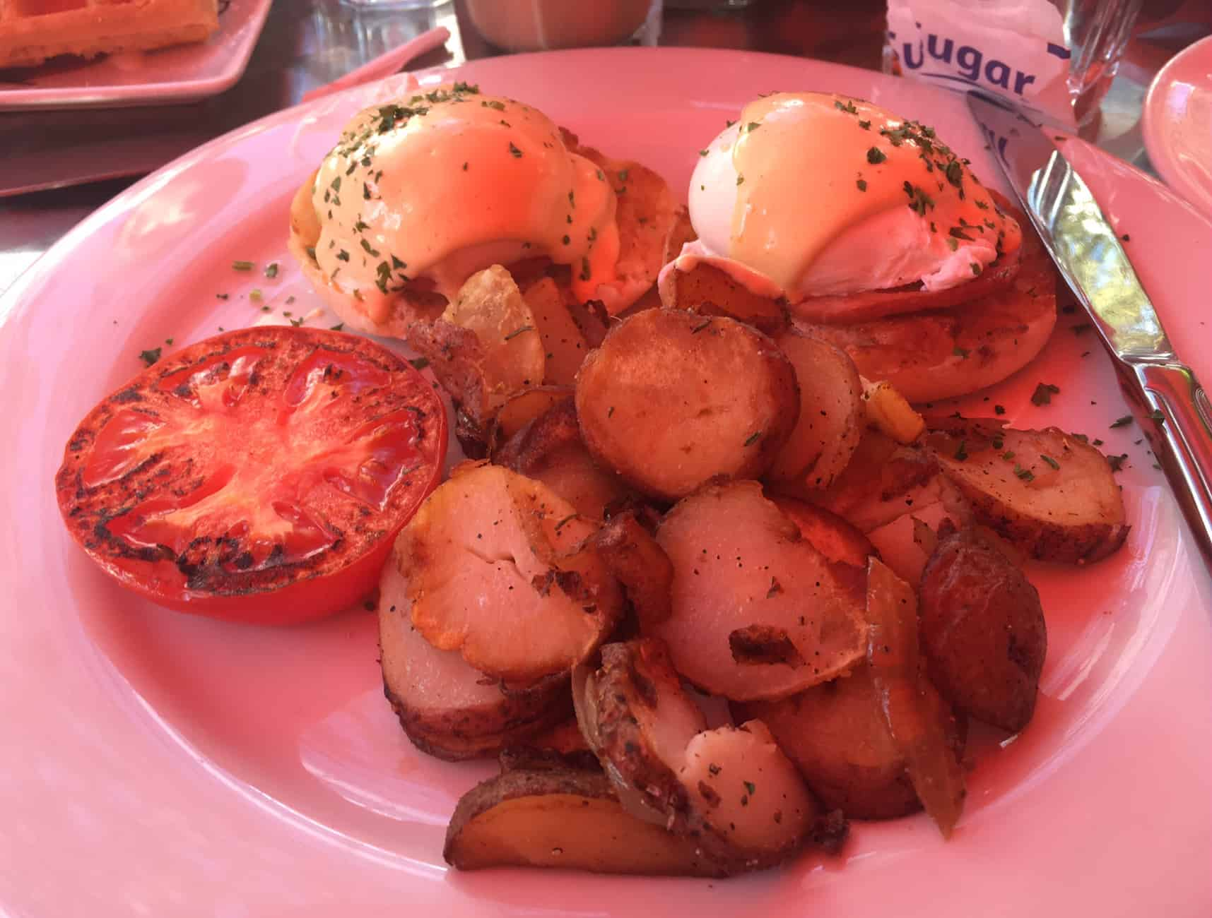 Best spots to visit in Miami and Miami South Beach, FL : Granola Brunch in Miami South Beach