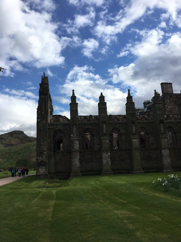 The Holyrood Palace - 10 absolutely best attractions in Edinburgh, Scotland
