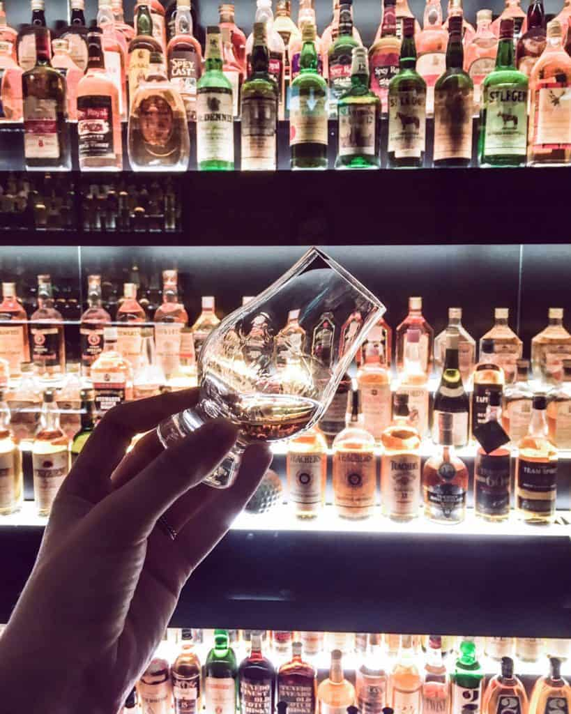 Edinburgh Whiskey Experience