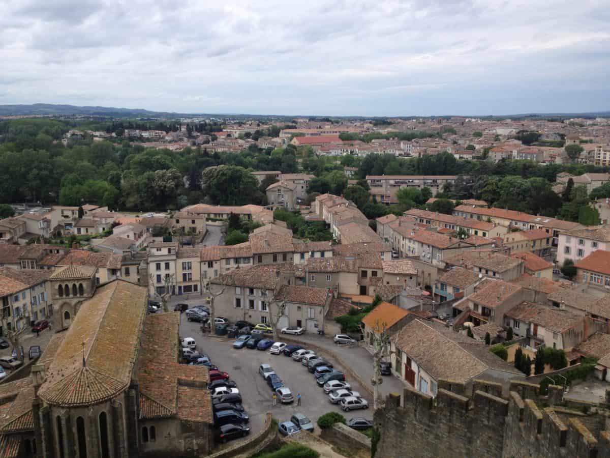 Impressive Carcassonne