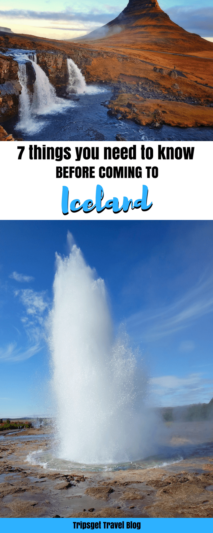Tips for traveling to Iceland: 7 things you need to know before going to Iceland