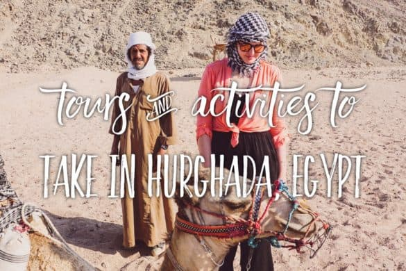 Activities and tours to take from Hurghada, Egypt. Best Hurghada tours