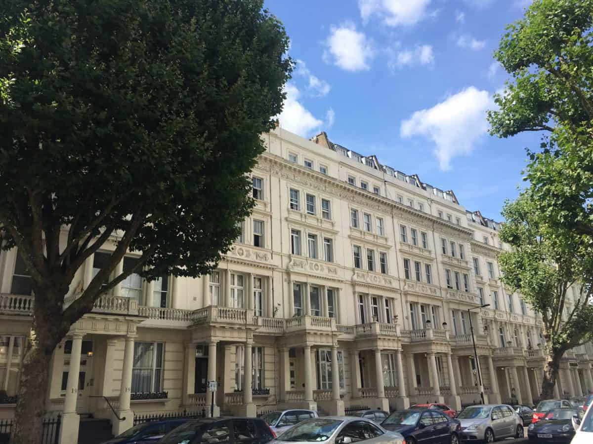 Bayswater - a really beautiful neighbourhood in London