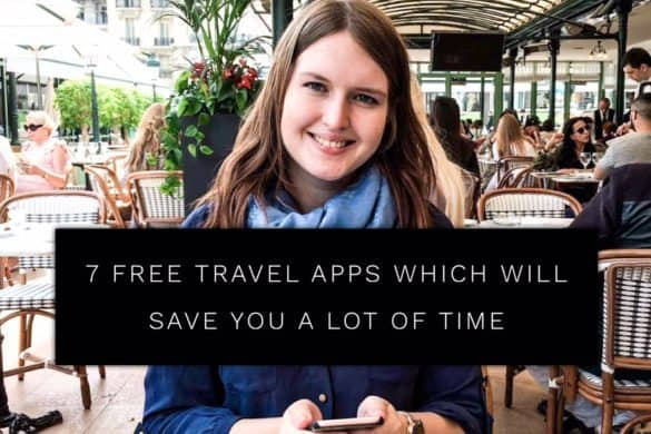 best free travel apps to save time