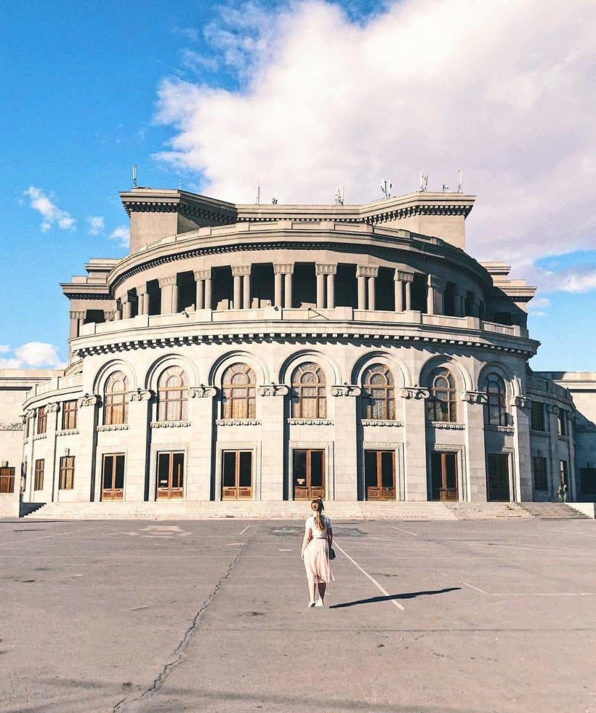 National Theatre of Armenia