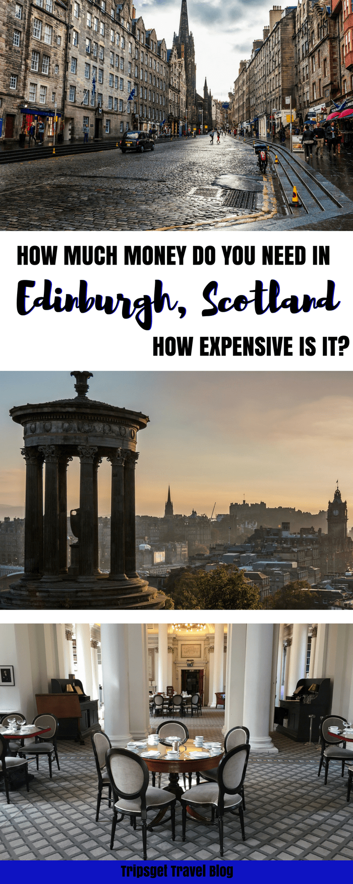 Guide to Edinburgh prices. How expensive is Edinburgh, Scotland? Prices in Edinburgh. Budget-friendly Edinburgh.