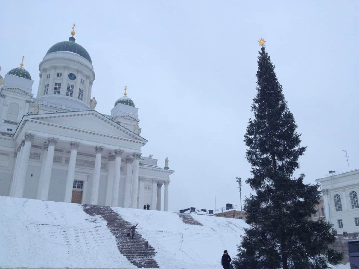 Helsinki for Christmas