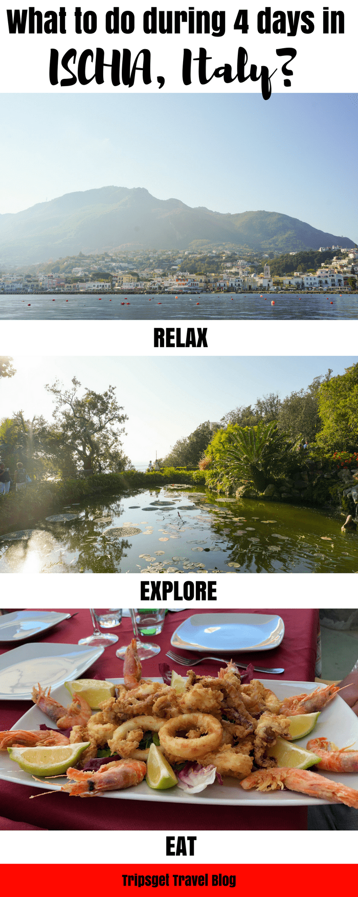 Things to do in Ischia, Italy